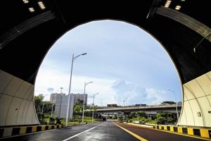 深圳梅林关公交车减少五分之一16条公交线改走新