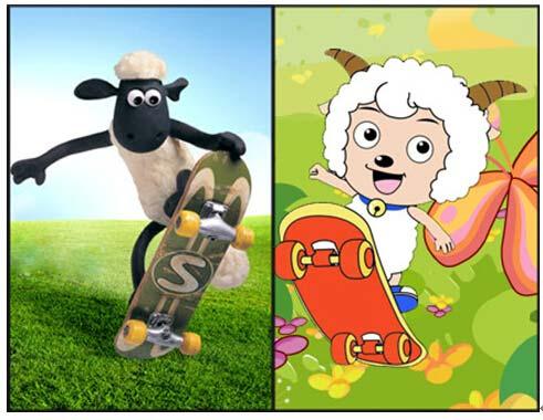 此羊非彼羊——英伦范儿的小羊肖恩