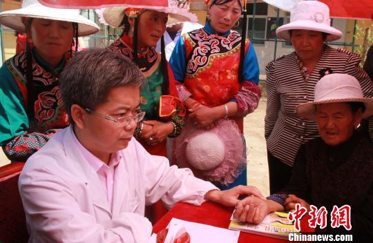 健康促进工程走进甘肃卓尼关注藏区妇女儿童健康