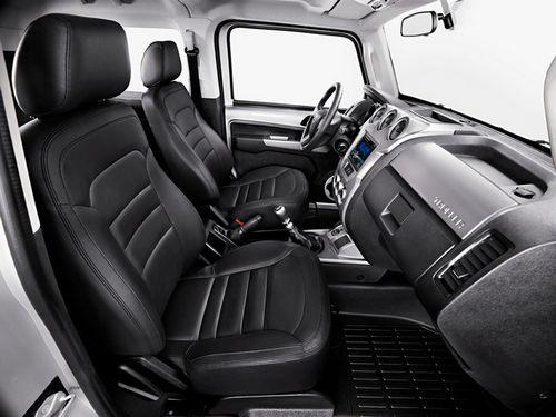 福特巴西公司推出全新SUV 越野硬汉高清图片