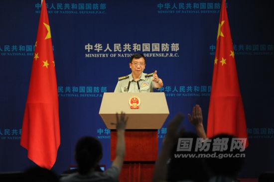 国防部回应周永康徐才厚谷俊山案--陕西频道--