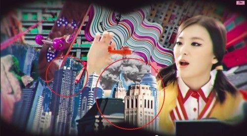 SM新女团RedVelvet闯祸MV激怒,日饭被出道高中阳新湖北图片