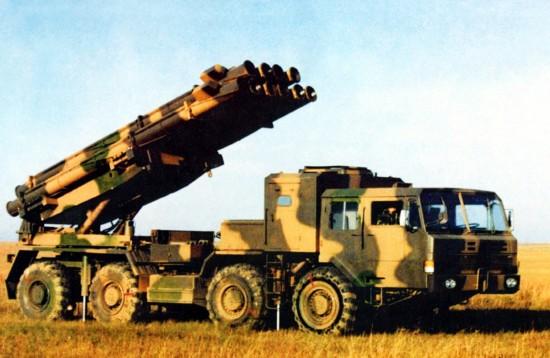 中国先进新生代火箭炮:全面秒杀欧美同类产品图片