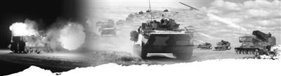 解放军7个旅扮红军与专业化蓝军对抗:1胜6败