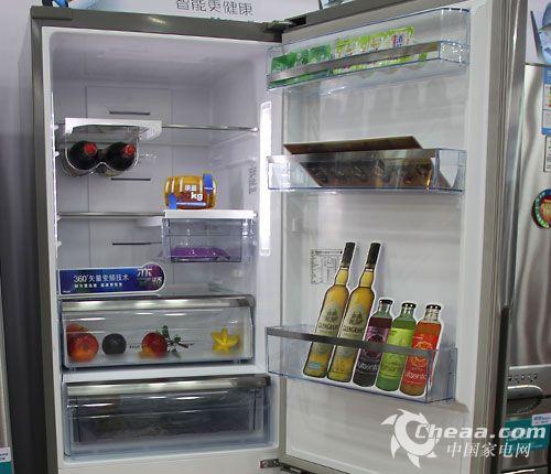 夏季冷藏空间不够用选大容量两门冰箱-前瞻家电-e都市