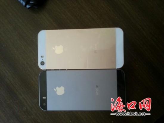 """3000元买两""""苹果5S"""" 海口警方:网购需小心"""