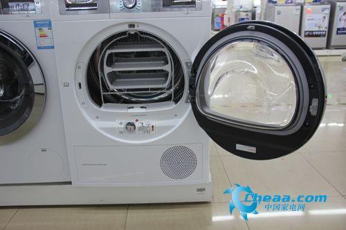 打破常规 lg超大容量洗衣干衣机亮相ces 应用专利技术 海信洗衣机烘干
