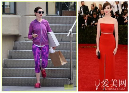 范爷刘亦菲领衔女星镜头前后差异
