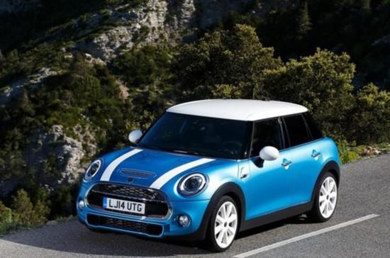 MINI未来车型阵容多达10款 基于UKL平台