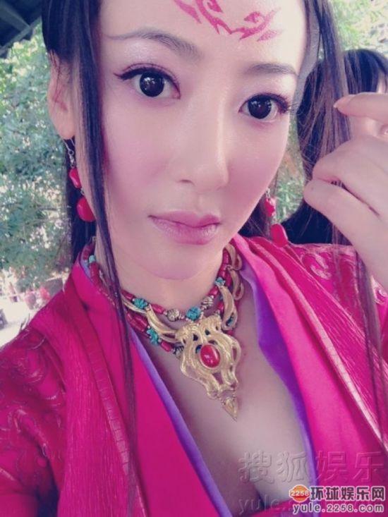 8,古装美女陈紫函