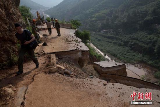 云南鲁甸6.5级地震已致617人死亡 112人失踪