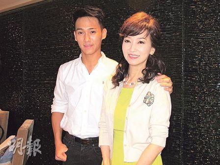 赵雅芝儿子自曝与女友相恋8年拒让妈妈当经纪人