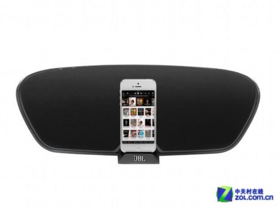 把iPhone5变影院 JBL苹果蓝牙音响900元