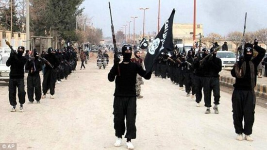 "ISIS现富二代""潮人圣战士"" 网上炫耀腹肌"