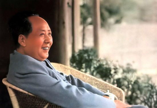 揭秘毛泽东的十个经典幽默