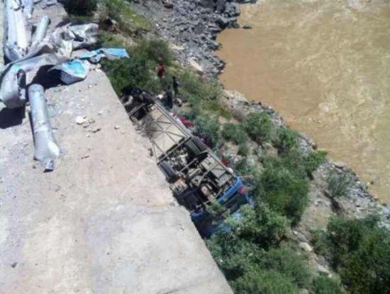 西藏三车连环相撞事故 致44人遇难11人受伤