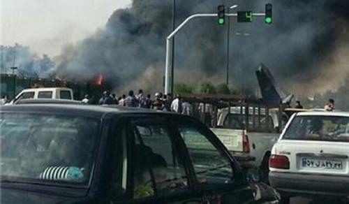 伊朗坠机事故致39死9伤 确认机上无中国乘客