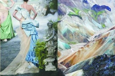 """将艺术作品融入服装设计,""""创意""""就成为了关键"""