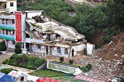 云南鲁甸地震倒塌房屋至少80%是土坯房