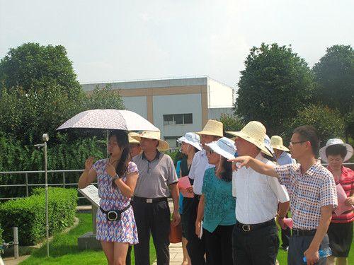 全国人大代表赴南昌等地调研城镇生活污水处理情况