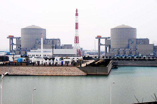 中俄在核电范围的协作唯一江苏田湾核电站一例。  西方IC 图