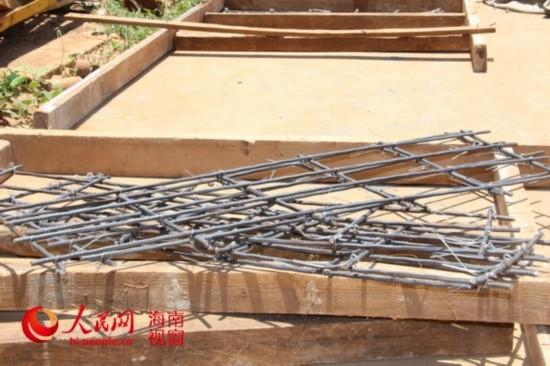竹签做房子步骤图解