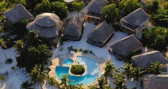 全球旅游者评出十大最美海岛