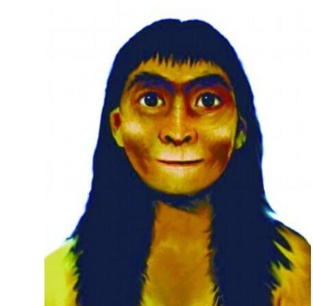 60万岁美女直立人亮相南京(图)美女衣裳脱游戏的图片