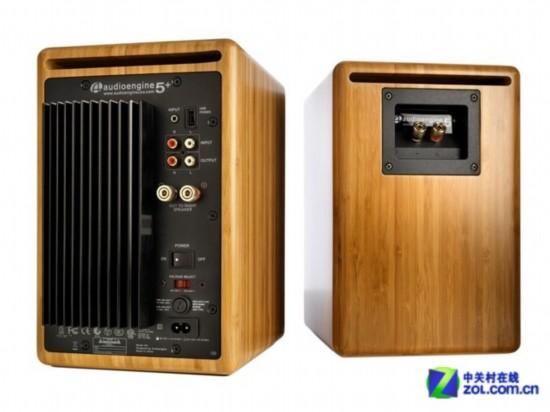 完美音效HiFi音箱 声擎A5+京东售3699元