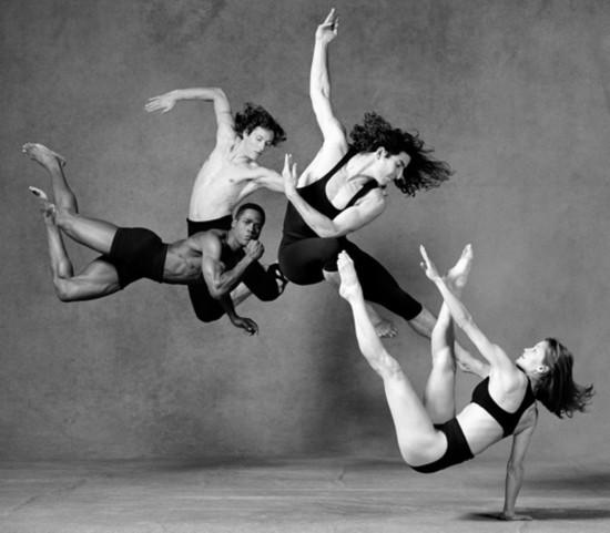 人像攝影 芭蕾舞蹈演員的動態之美