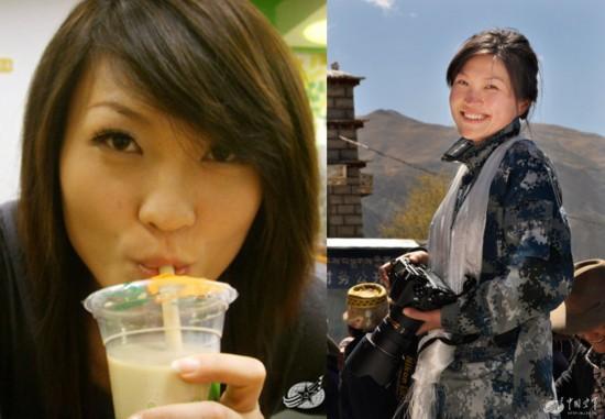 组图:驻藏空军男兵连美女排长露真容