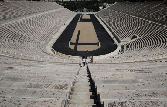 雅典奥运场馆10年间遭弃变鬼城