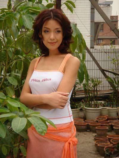 """中国第一变性美女:陈莉莉 """"环球小姐""""历史上参赛的第一个人高清图片"""