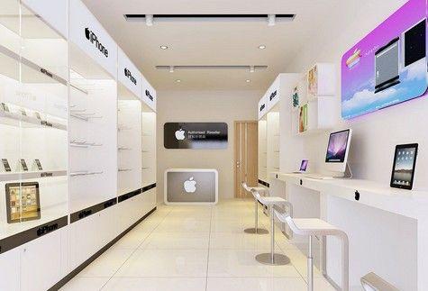 """苹果商店7名""""内鬼""""盗取600部iPhone被抓"""