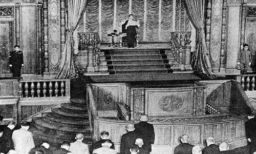 日本无条件投降69周年:解密日本投降全过程