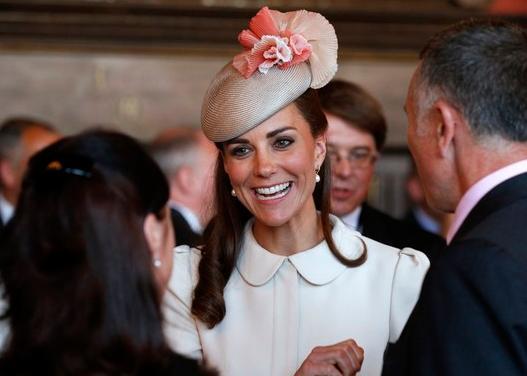 凯特王妃名店买新衣 杀价2折仍还价