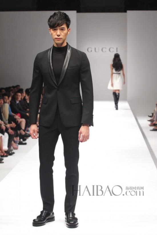 古驰 (Gucci) 台北2014秋冬系列时装秀