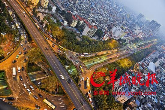 第二条BRT放哪 政府倾向选广州大道图片