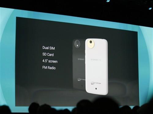下个月见?廉价机型Android One将推出