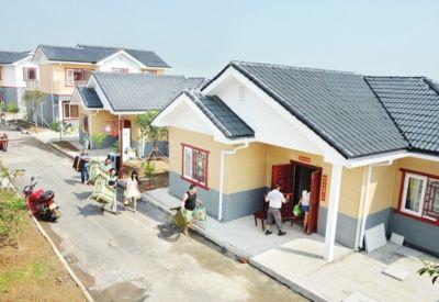 广安农村75平方一层房屋设计图