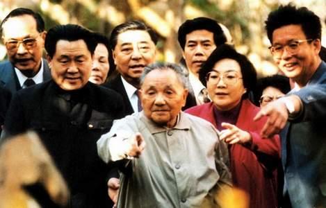 """南巡时邓小平:""""左""""好像革命 实际是害死人"""