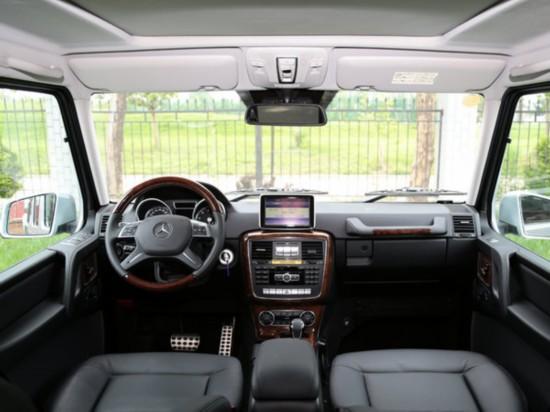 奔驰(进口)  G500 5.5L