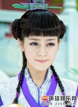 杨幂郑爽争第一古装美女 《古剑奇谭》绝美照盘点【30