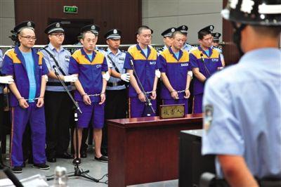 市中院普东刑事审判第八法庭接受公开审理。平度 ...