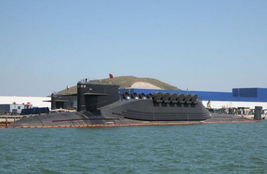 汉和称中国094核潜艇遇挫 二次核打击力存疑