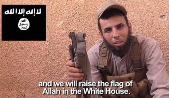 图:ISIS发言人扬言占领白宫 被叙政府军炸死