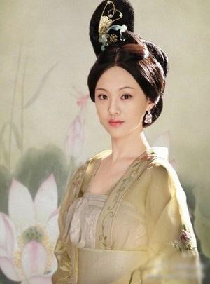 林依晨赵丽颖唐嫣 美得沉鱼落雁的古装女星
