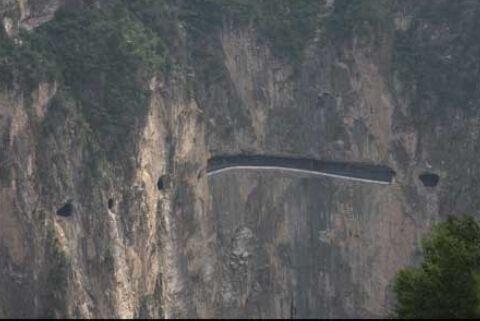 或险峻或梦幻 走遍中国十大最美公路