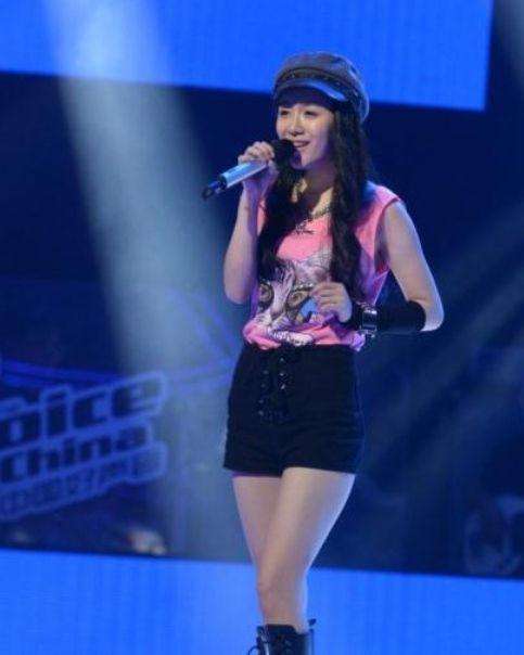 在《中国好声音3》第二期节目中