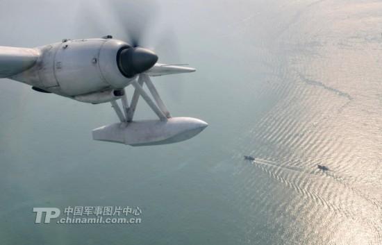 图解中国水上飞机部队:侦查岛屿反潜突袭【4】